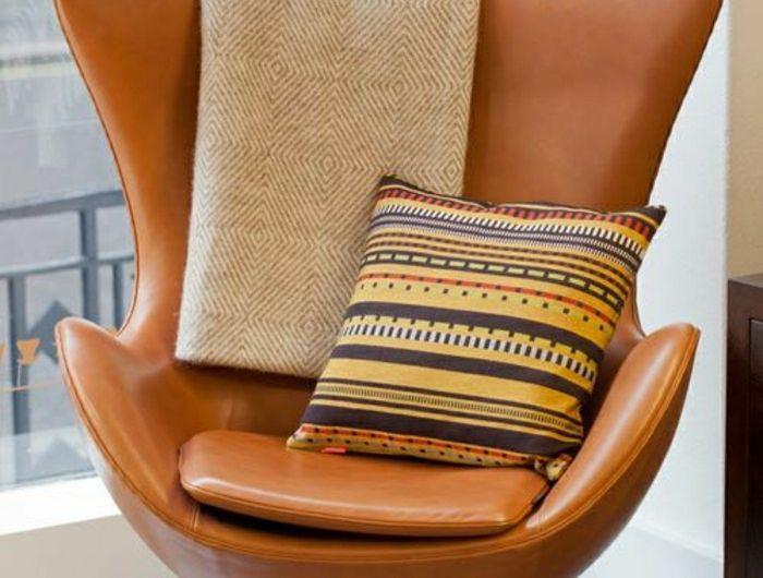 Die besten 25+ Leder wohnzimmer Ideen auf Pinterest Lederne - wohnzimmer gestalten orange