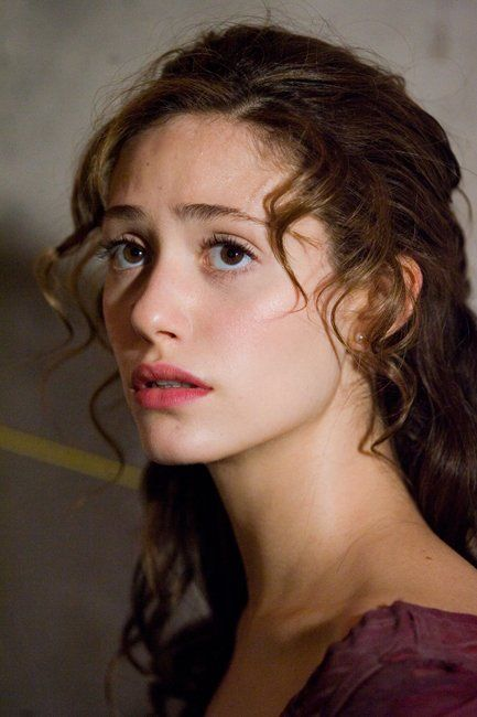 Emmy Rossum would be a perfect Anastasia Steele!!