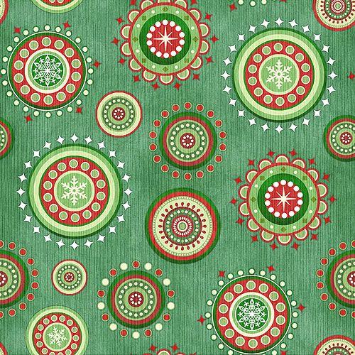 Санта-Клаус приходит в город - праздничные медальоны - Зеленая сосна