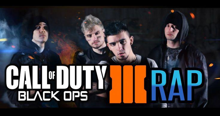 Call Of Duty BLACK OPS 3 RAP | KRONNO, ZARCORT, CYCLO & PITER G | ( Vide...