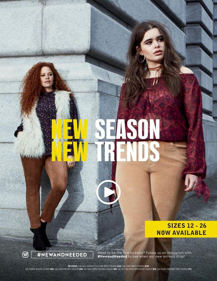 Addition Elle Fall 2016 Lookbook