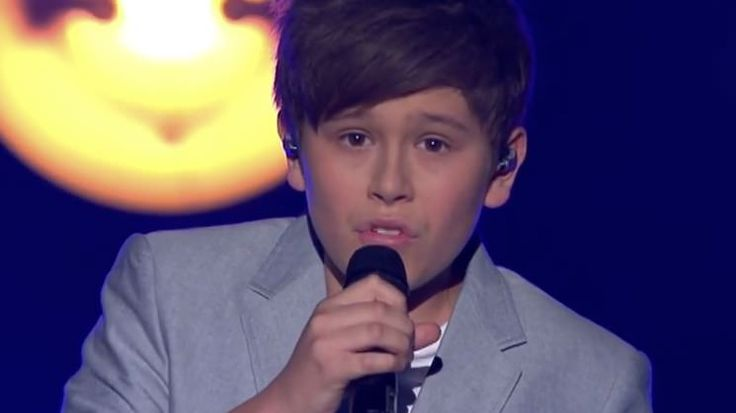 Jai Waetford - It Will Rain - The X Factor Australia 2013