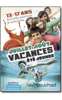 Campagne vacances jeunes