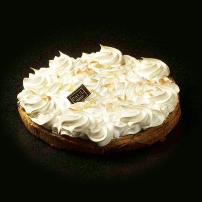 PAUL : French Family Bakery and Patisserie since 1889 - OUR FOOD RANGE / Pâtisserie / Tarte Citron meringuée