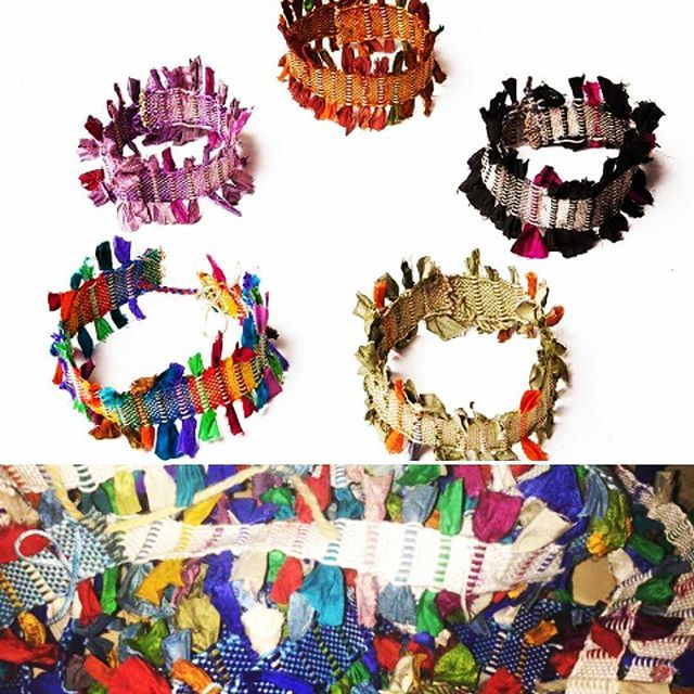 www.pointloom.gr #chokers #handwoven #silk #modern #fashion #giftforher