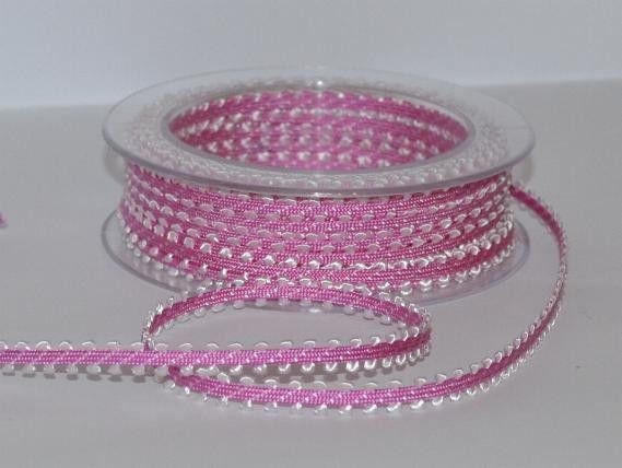 Taśma+ozdobna-+7mm+różowa+-Wielkanoc+w+Anita-+Home&+Design+na+DaWanda.com