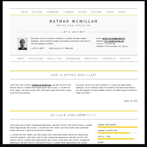 17 best Resume Templates images on Pinterest Professional resume - how i make my resume