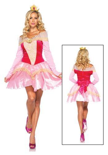 70Womens Disney Princess Aurora Costume