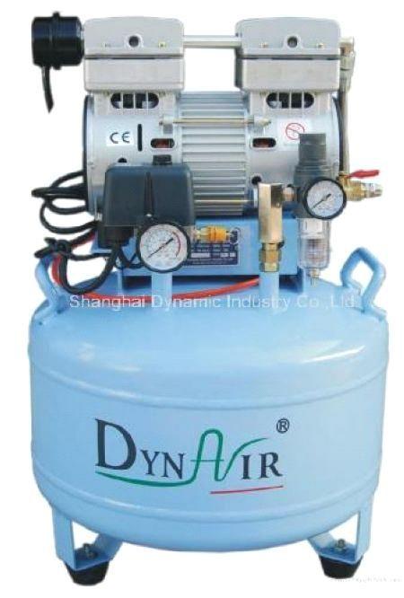 China Silent Oilless Air Compressor (DA7001) (DA7001) - China silent air compressor, Dynamic