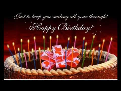 17 Best images about Happy Birthday To You – Youtube Happy Birthday Greetings