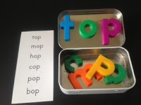 """Dr. Jean & Friends Blog: TOUCH, TELL, AND I """"TIN"""""""