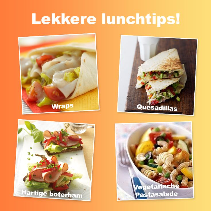 Lekkere lunchtips! #WeightWatchers #WWrecept
