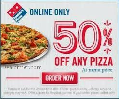 (Buy 1 Get 1 Free Today) Dominos Pizza Coupons - Dominos Discount Vouchers | FreeSamples, Offers, Coupons