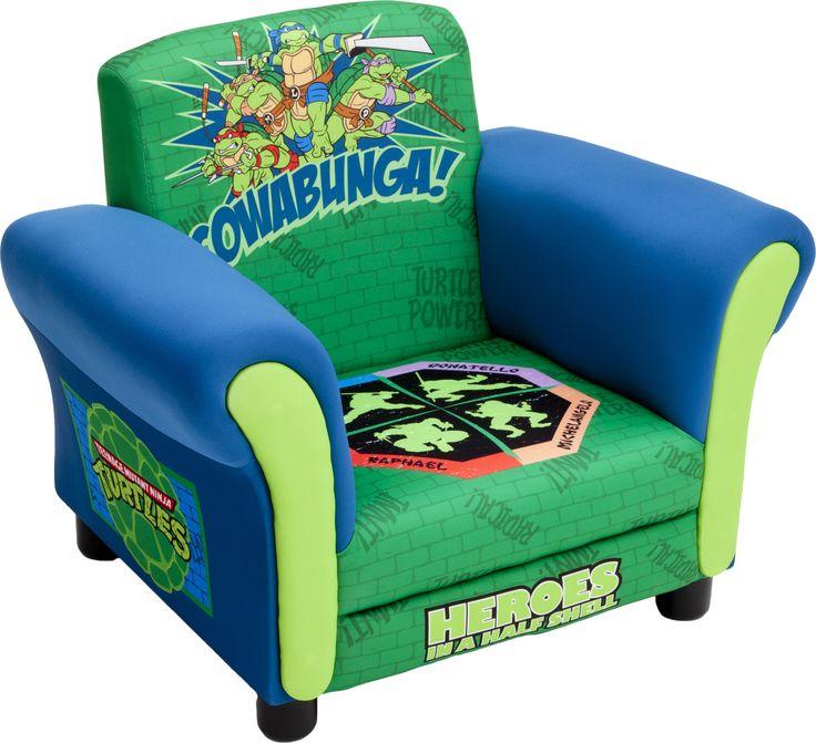 9 Best Kidz Chairs Images On Pinterest Teenage Mutant