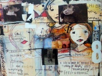 Image result for sabrina ward harrison spilling open ... Sabrina Ward Harrison Sketchbook