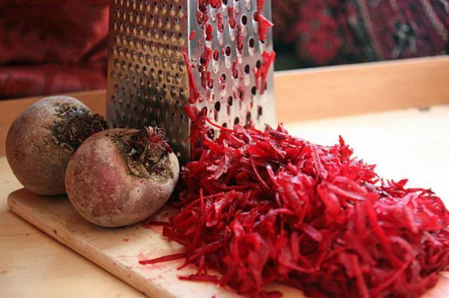 #DID_YOU_KNOW :  #Beets_aid_natural_hair_coloring :  Hair coloring is in trend among the young generation. While a lot of chemical and harmful products are used in beauty salons and spa's which can spoil your natural hair, Beet juice applied to wet hair will give natural coloring to your hair... READ MORE @ https://goo.gl/p8UGGV  #veggies #healthtips #diet #beautytips #veggiesfacts
