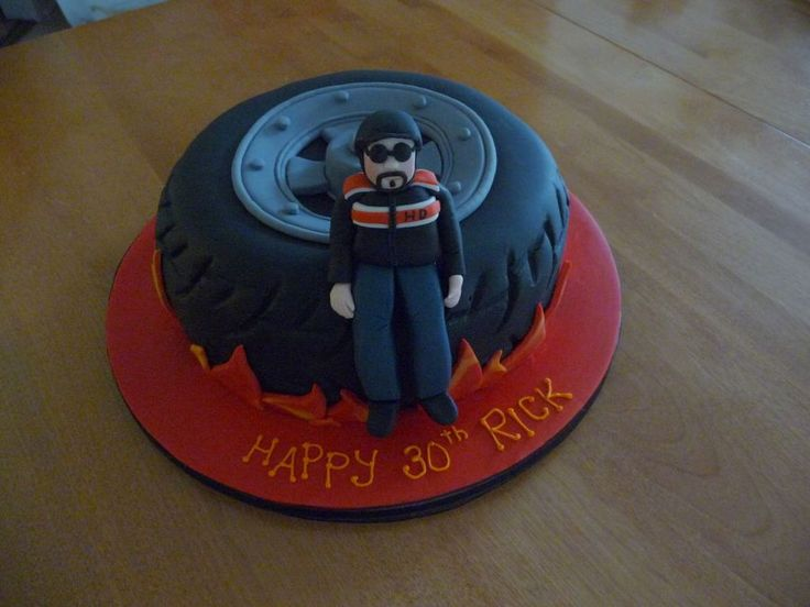 Birthday Cake Ideas Motorcycle : 17 Best images about Tom s birthday cake on Pinterest ...