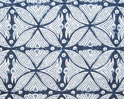 Martyn Lawrence-Bullard Design Kaba Kaba Fabric - eclectic - upholstery fabric - - by martynlawrencebullard.com