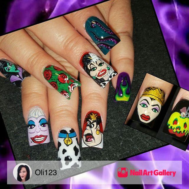 78 best NAs: @jolgordons images on Pinterest | Nail art galleries ...