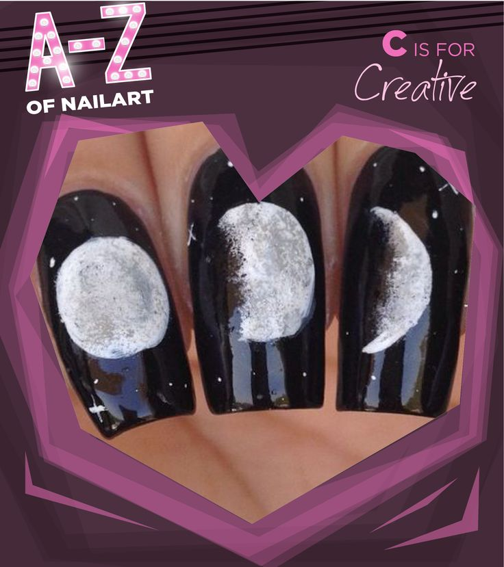 C is for Creative #A-ZNailArt