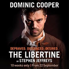 Buy tickets to The Libertine - Dates & Prices | LOVEtheatre