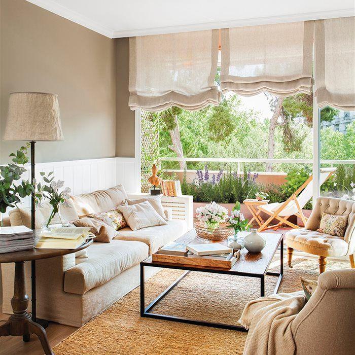 Las 25 mejores ideas sobre salas de estar peque as en for Ver de la salade