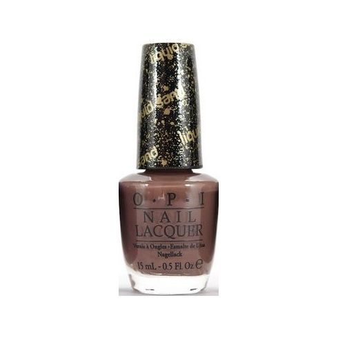 With a stunning faun shade, this unique textured taupe from OPI's San Francisco Collection is guaranteed to turn heads.  http://www.nailpolishdirect.co.uk/san-francisco-t99