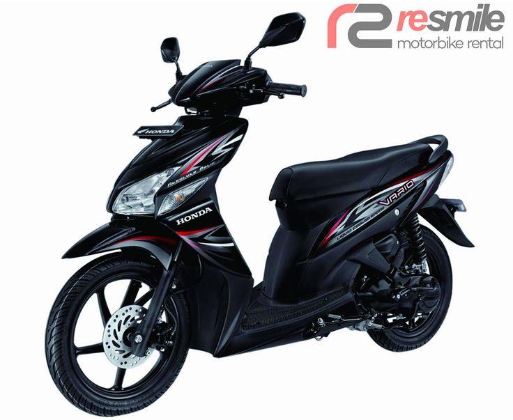 Honda Vario CW - Black