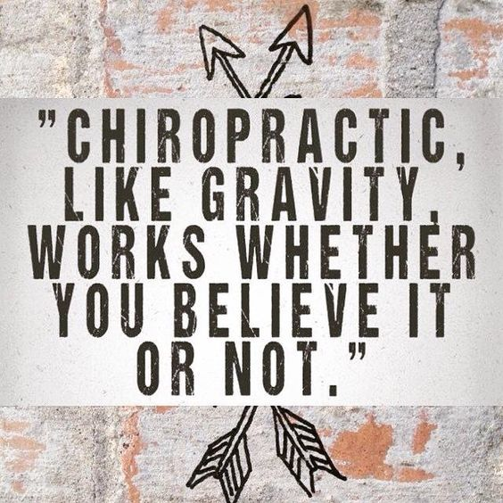17 Best Chiropractic Quotes On Pinterest