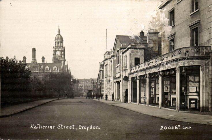 Croydon. Katherine Stret # 20026A by C.H.Price, Croydon.