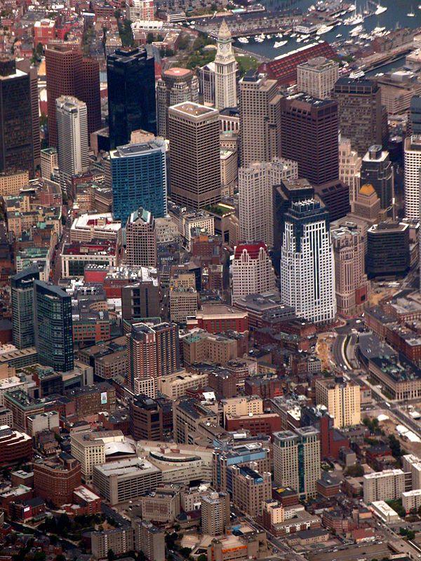 Nueva Inglaterra - BOSTON