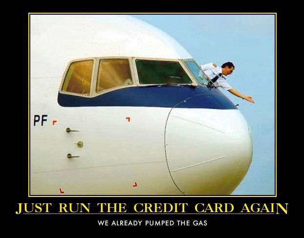 Aviation Humor Jokes - having a laugh, serious lessons at ...