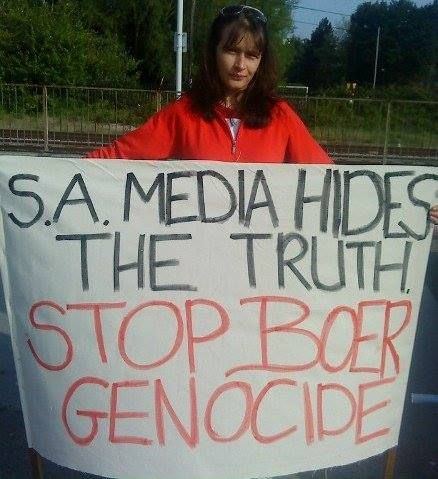 Orania visit exposes SA Media anti white racism, prejudice and proliferation of Afrikaner Genocide fueled by African Self Doubt | SA-News.com