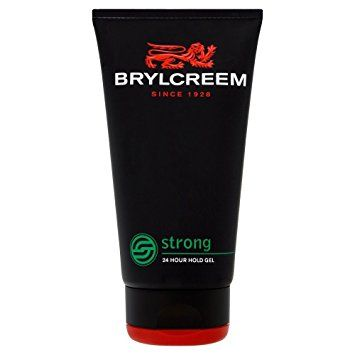 Brylcreem Strong 24 Hour Hold Gel (150ml) Review
