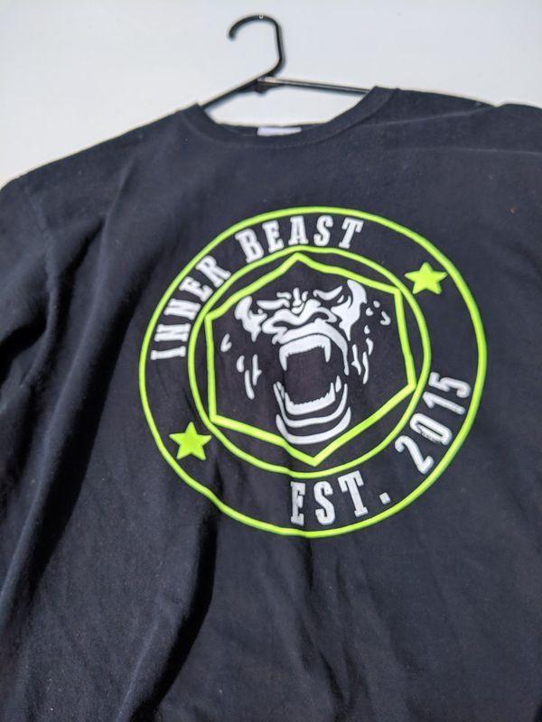 Inner Beast Mma Gym Everett Washington Size Large Mma Gym Everett Washington Mma