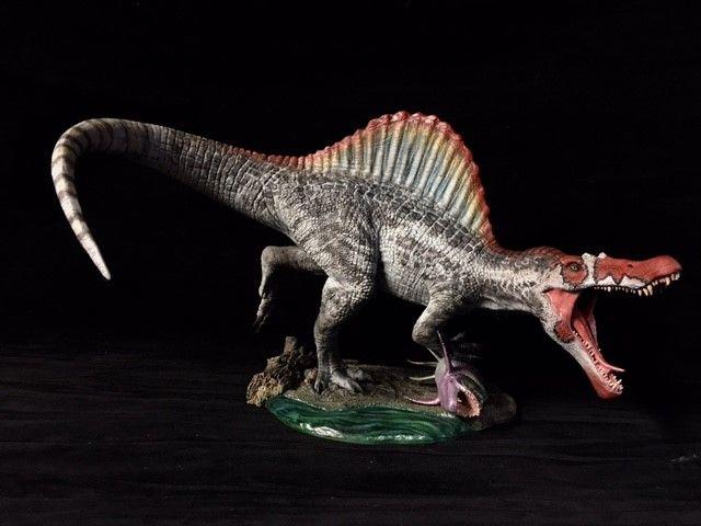 Best 25 spinosaurus ideas on pinterest dinosaurs spinosaurus aegyptiacus and tyrannosaurus - Spinosaurus jurassic park ...