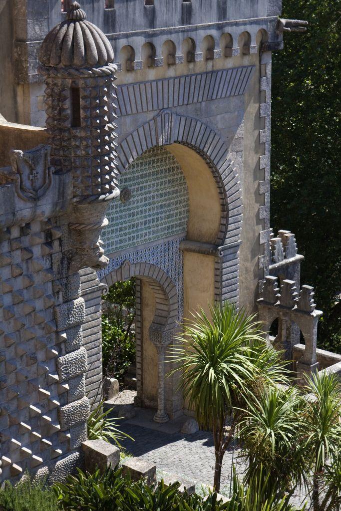 Portugal, Sintra-Palacio Da Pena