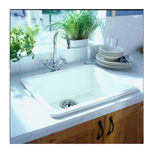18 best images about kitchen sinks on pinterest ikea kitchen sink plumbing and under sink. Black Bedroom Furniture Sets. Home Design Ideas