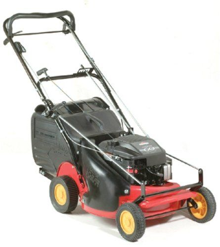 McLane 21-Inch 6.75 Gross Torque Briggs & Stratton Gas Powered Self-Propelled Lawn Mower on Sale