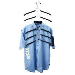 Kleshenger BJARKE til 6 skjorter