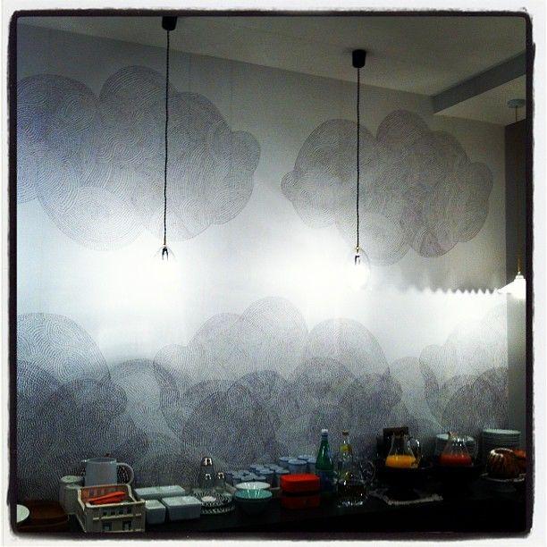 Maison m nouvelle boutique concept store paris 7e architecture d 39 int rieur camillehermand - Magasin papier peint paris ...