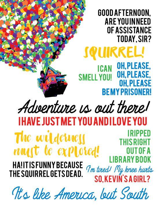 Up Movie Love Quotes 1000+ Pixar Up Quotes ...