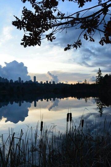 Deer Lake, Burnaby, BC, Canada