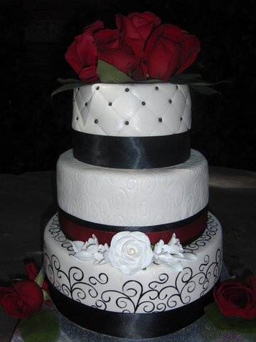 17 Best 1000 images about Wedding Cakes on Pinterest Red cake Budget