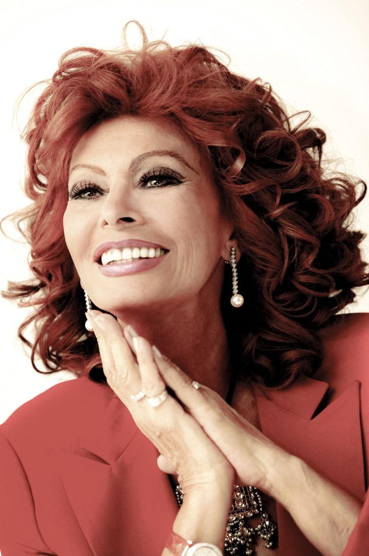 Fabulous 15 Best Ideas About Sophia Loren Style On Pinterest Sophia Hairstyles For Men Maxibearus