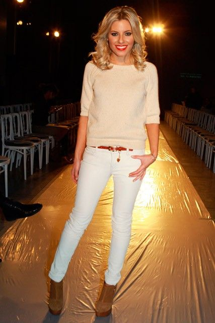 Mollie King has the BEST style. want her closet