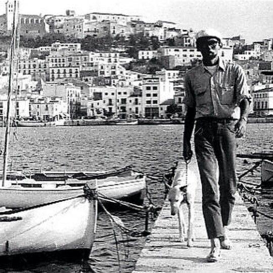 Ibiza town 1960's