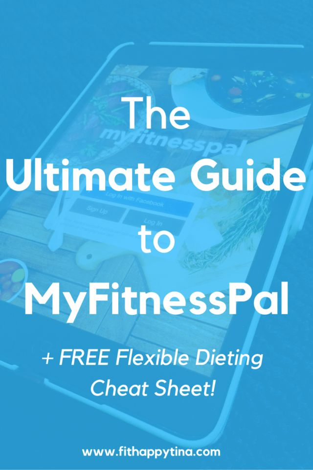 The Ultimate Guide to MyFitnessPal + FREE Flexible Dieting Cheat Sheet! | A holy grail item for anybody who monitors what they eat. It is awesome sauce for those who track macros, but you can use it to just log what you eat (like a food diary), and adjust your diet accordingly. I'll be giving you the ins and outs of this app, and how to get the most out of it (plus some hidden tips and tricks that are hard to find). Let's begin, shall we?