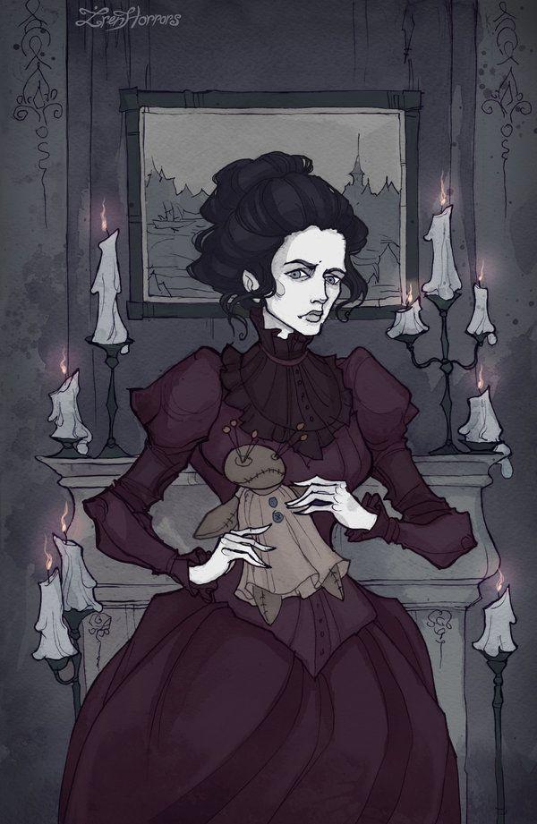 Vanessa Ives by IrenHorrors.deviantart.com on @DeviantArt