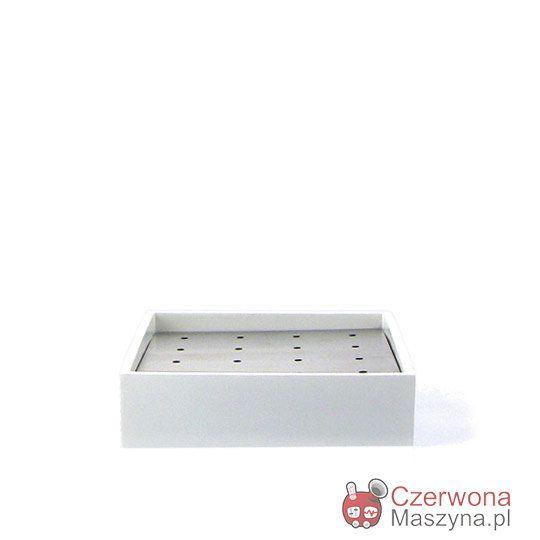 Mydelniczka Aquanova Taco biała - CzerwonaMaszyna.pl